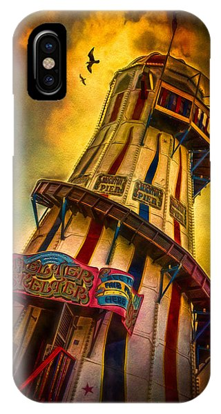 IPhone Case featuring the photograph Helter Skelter by Chris Lord