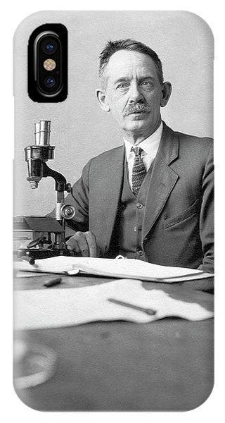 Herbert Jennings Phone Case by American Philosophical Society