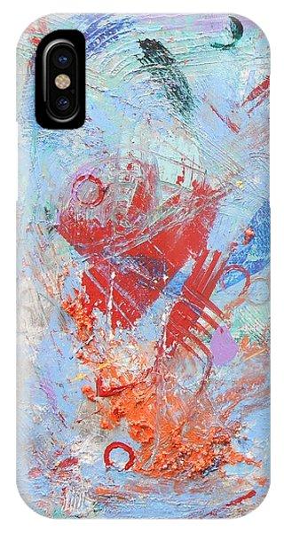 Hi-de-ho IPhone Case