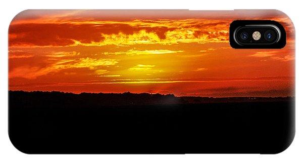 Hilton Head Sunset  Sun 277 IPhone Case