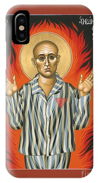Holy Priest Anonymous One Of Sachsenhausen 013 IPhone Case