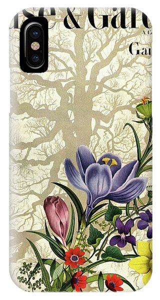House And Garden Cover IPhone Case
