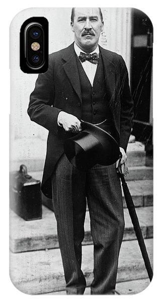 Howard Carter (1873-1939) IPhone Case