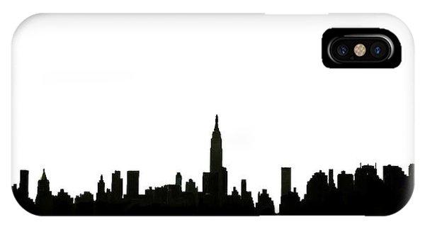 New York City iPhone Case - I Love Ny by Natasha Marco