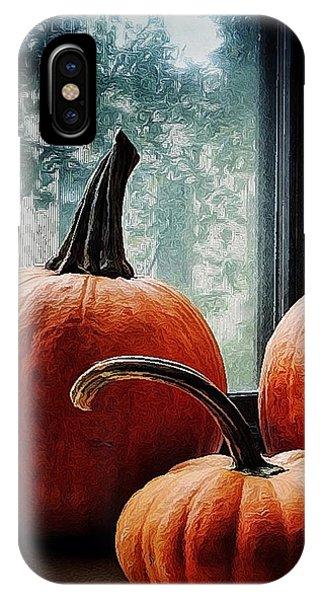 I Love Pumpkins IPhone Case