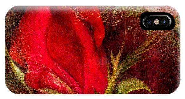 Impressionistic Rose IPhone Case