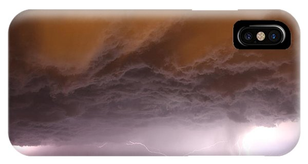 iPhone Case - In The Belly Of The Beast by NebraskaSC