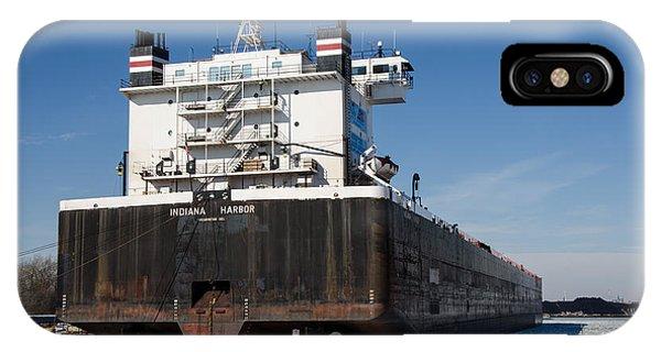 Indiana Harbor 4 IPhone Case