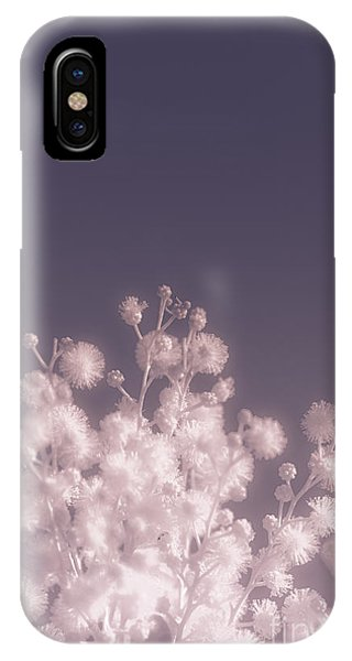 Infrared Radiation iPhone Case - Infrared Nature Bloom by Jorgo Photography - Wall Art Gallery