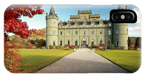 Inveraray Castle IPhone Case