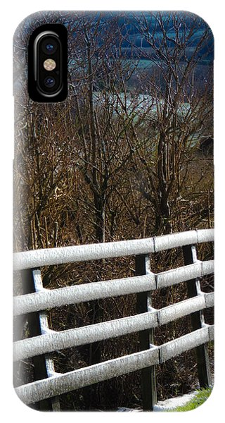 Irish Winter IPhone Case
