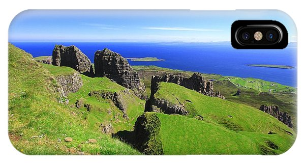 Isle Of Skye Scotland IPhone Case
