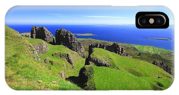 Isle Of Skye Scotland IPhone Case