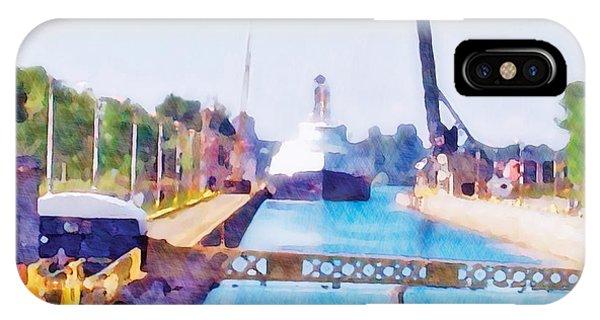 Jacknife Bridge 2 IPhone Case