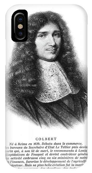 Jean-baptiste Colbert (1619-1683) Phone Case by Granger