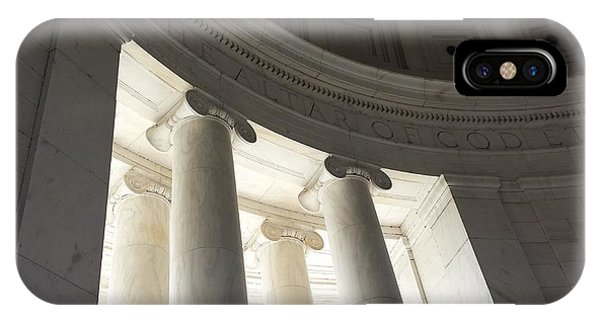 Jefferson Memorial Architecture IPhone Case