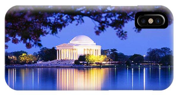 Jefferson Memorial, Washington Dc IPhone Case