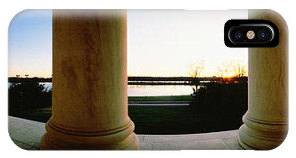 Jefferson Memorial Washington Dc Usa IPhone Case