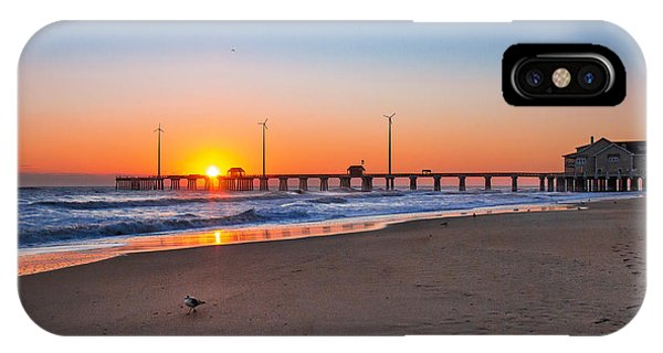 Jennettes Pier IPhone Case