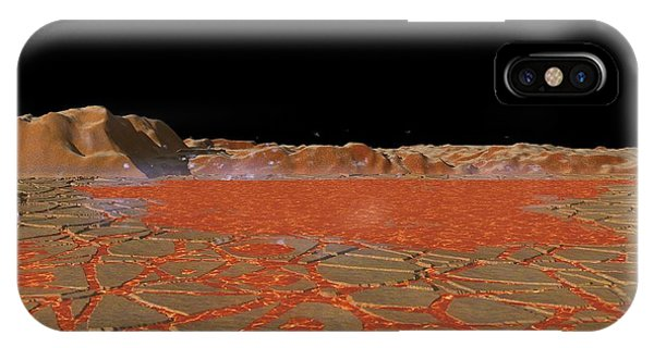 Jupiter From Io, Artwork IPhone Case