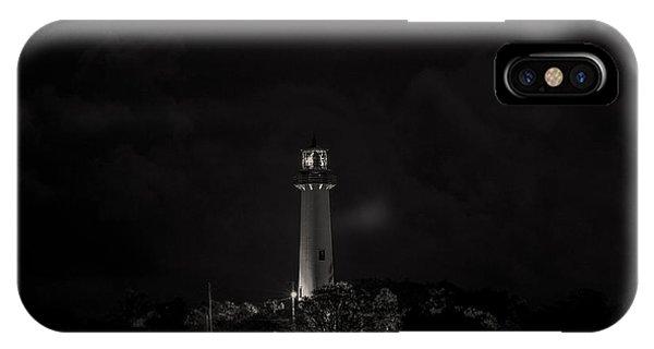 Jupiter Lighthouse IPhone Case
