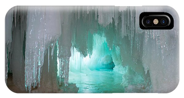 Krypton Kave IPhone Case