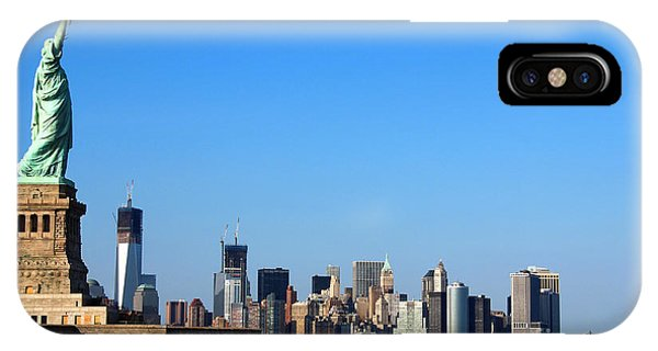 Lady Liberty Watches 1wtc Rise IPhone Case