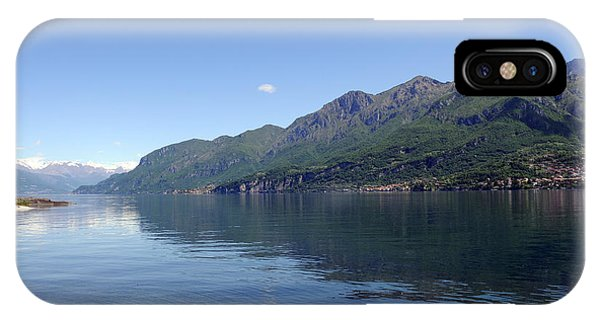 Lake Como - Italy IPhone Case
