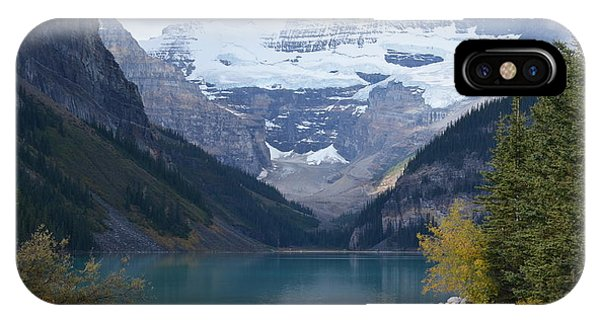 Lake Louise In Fall IPhone Case