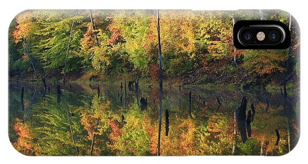 Lake Wedowee Alabama IPhone Case
