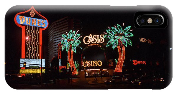 Las Vegas 1983 #2 IPhone Case