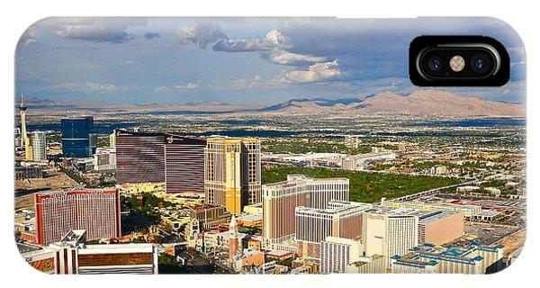 Las Vegas Strip  Phone Case by Amanda Miles