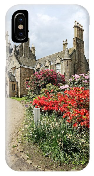 Lauriston Castle IPhone Case