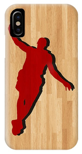 Lebron James Miami Heat IPhone Case