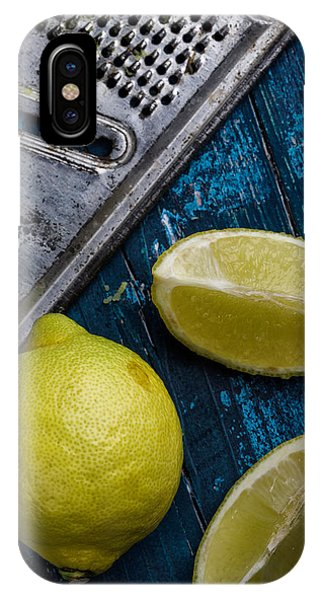 Lime iPhone Case - Lemon by Nailia Schwarz