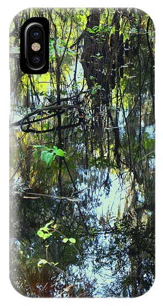 Lettuce Lake Abstract IPhone Case