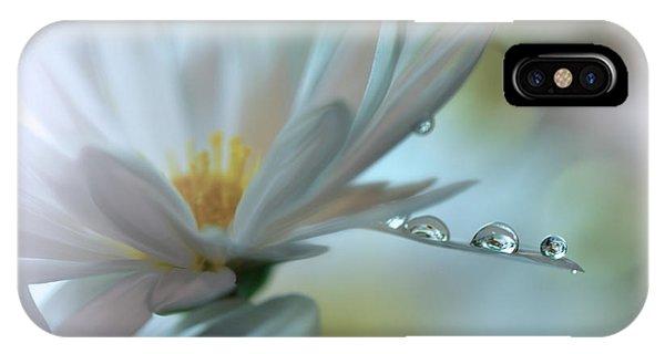 Closeup iPhone Case - Light Touch... by Juliana Nan