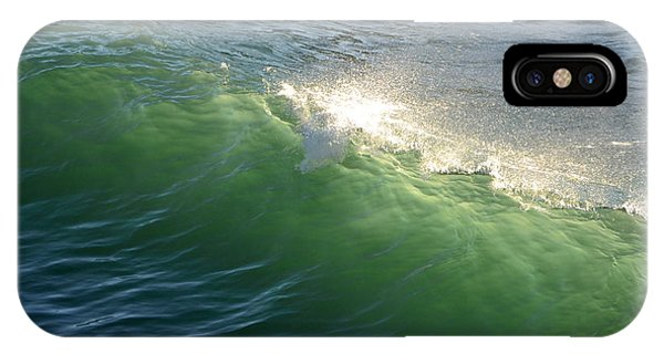 Linda Mar Beach - Northern California IPhone Case