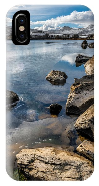 Llynnau Mymbyr IPhone Case