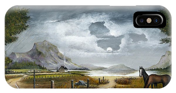 Loch Lomand IPhone Case
