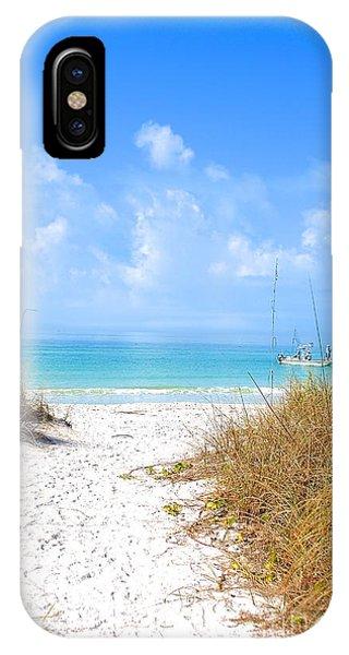 Anna Maria Island Escape IPhone Case