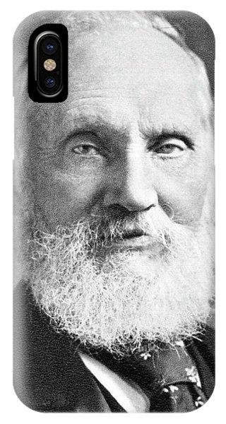Lord Kelvin IPhone Case