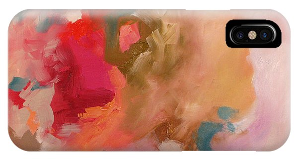 Colorful iPhone Case - Lost Symphony by Linda Monfort