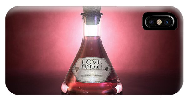 Potion iPhone Case - Love Potion by Allan Swart