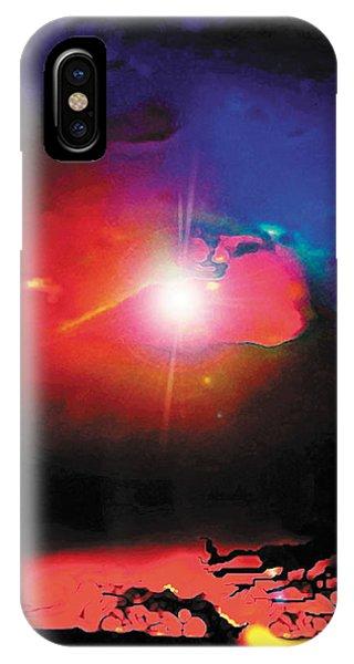 Luminous Vibrate IPhone Case
