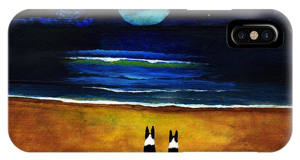 Shooting iPhone Case - Magical Night by Todd Young