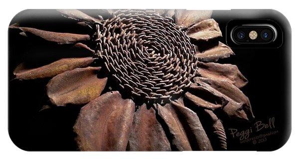 Mailbox Sunflower IPhone Case