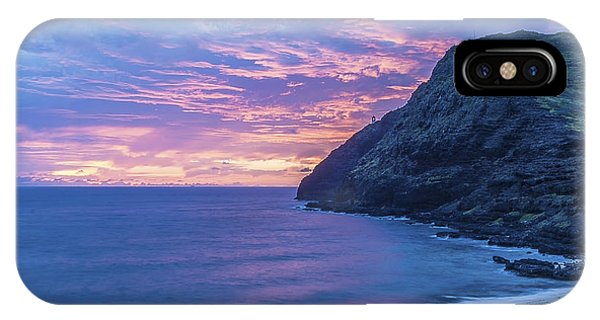 Makapuu Sunrise 2 IPhone Case