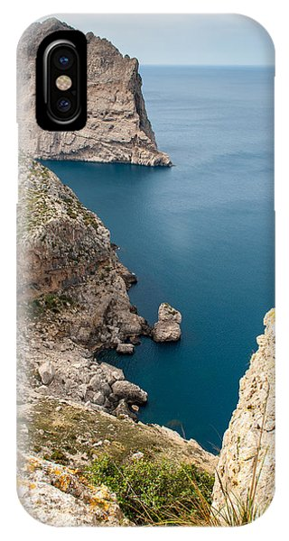Mallorca View IPhone Case