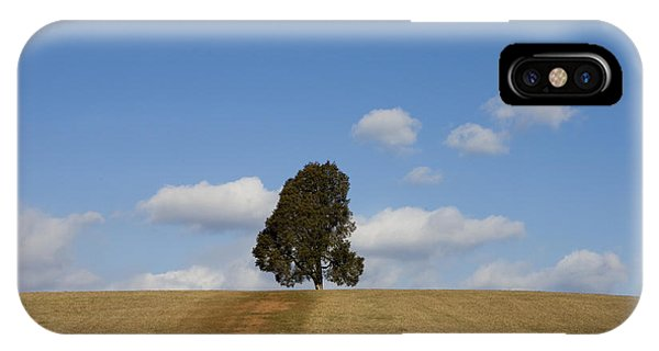 Department Of The Army iPhone Case - Manassas National Battlefield Park by Jason O Watson